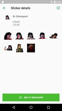 Twitch Stickers & Emotes (Ninja & Shroud) screenshot 4
