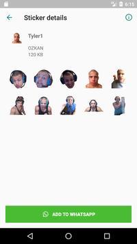 Twitch Stickers & Emotes (Ninja & Shroud) screenshot 3