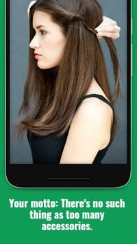Haircuts Hairstyling screenshot 1