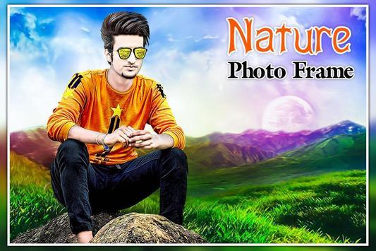 Nature Photo Frame screenshot 1