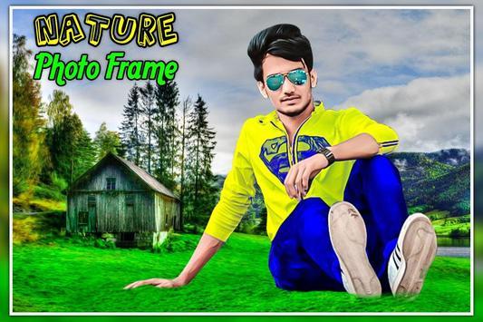 Nature Photo Frame screenshot 2