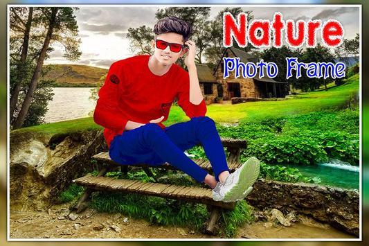 Nature Photo Frame screenshot 3