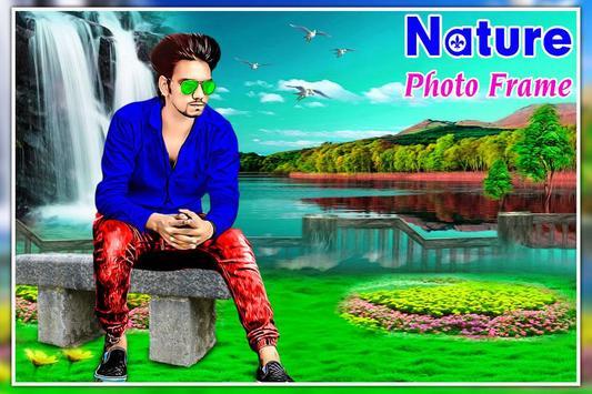 Nature Photo Frame screenshot 4