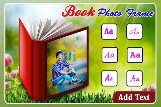 Book Photo Frame screenshot 5