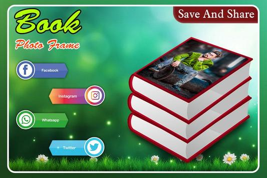 Book Photo Frame screenshot 7