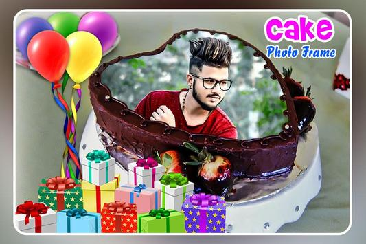 Cake Photo Frame screenshot 7