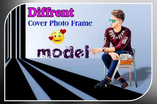 Different Cover Photo Frame poster