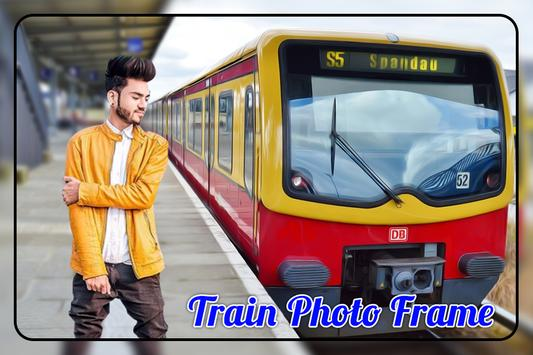 Train Photo Frame screenshot 1