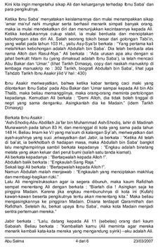 Abdulah Bin Saba Tokoh Yahudi Pencipta Agama Syiah screenshot 3