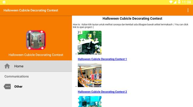 Halloween Cubicle Decorating Contest screenshot 1