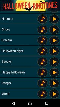 Halloween Ringtones screenshot 1