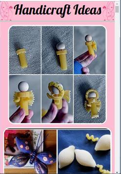 Handicraft Ideas poster