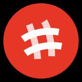Hashto - Hashtags Captions Picsaver Repost Crop icon
