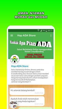 Hap ADA Store poster