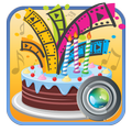 Happy Birthday Video Maker With Song And Photos