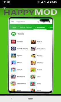 HappyMod - Happy apps 2020 screenshot 3