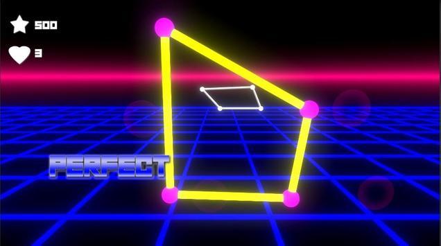 Retro Shapes screenshot 1