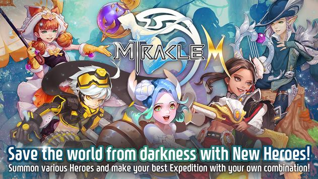 Miracle M poster
