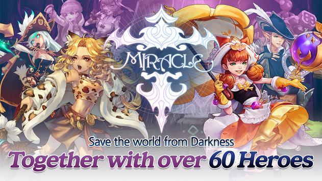 Miracle: Heroes of Dimension poster