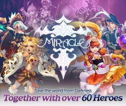 Miracle: Heroes of Dimension screenshot 8