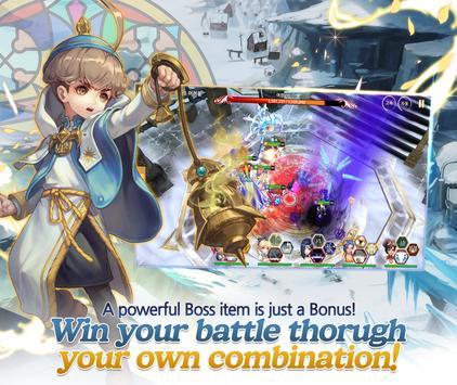 Miracle: Heroes of Dimension screenshot 10