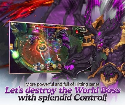 Miracle: Heroes of Dimension screenshot 7