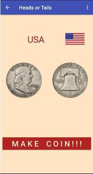 Coin Flipper (Coin Toss) screenshot 4