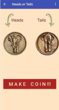 Coin Flipper (Coin Toss) screenshot 1