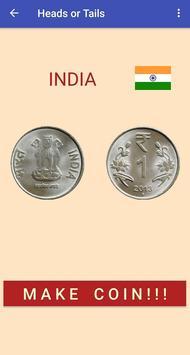Coin Flipper (Coin Toss) screenshot 3