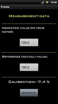 1 Schermata Speedo Healer Calculator