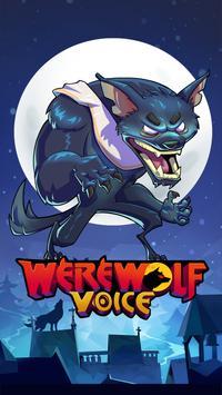 Werewolf Voice Plakat