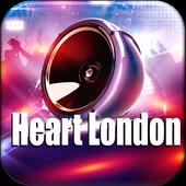 Radio Heart London - FM 106.2 online icon