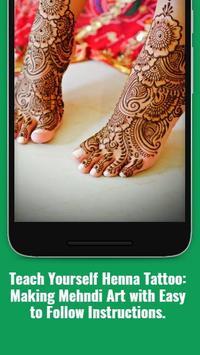 Henna Mehndi Art screenshot 1