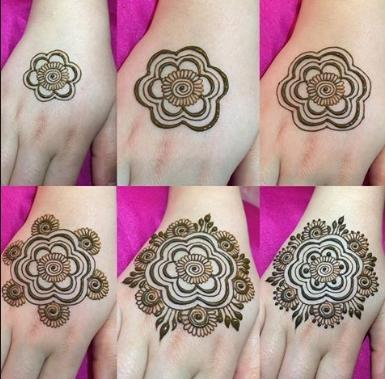 Henna Tutorial Step By Step For Android Apk Download