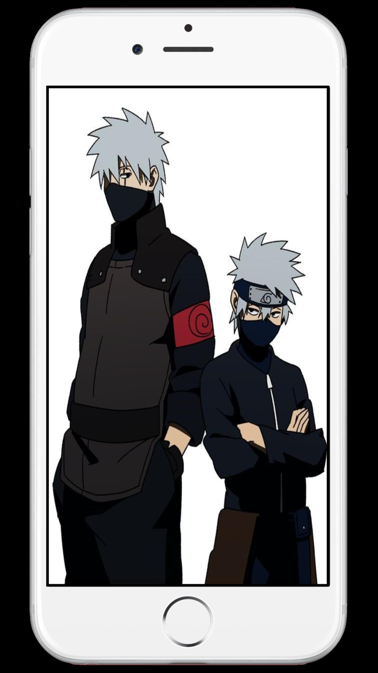 Wallpaper For Kakashi Hatake For Android Apk Download