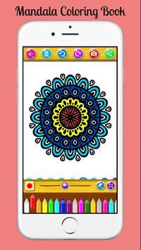 Mandala Coloring Pages screenshot 11