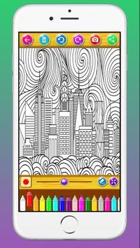 Coloring Travel screenshot 4
