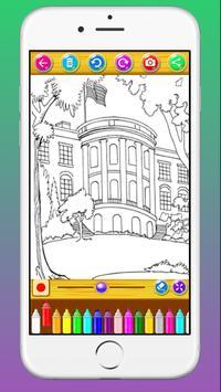 Coloring Travel screenshot 6