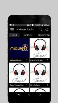 Midwest Radio online screenshot 2