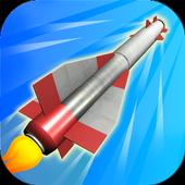 Boom Rockets 3D icon