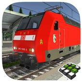 Euro Train Simulator 2 icon