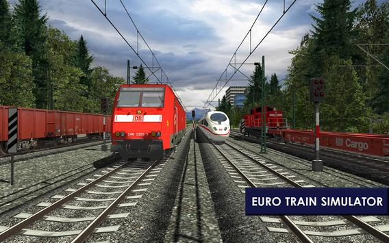 Euro Train Simulator 2 screenshot 6