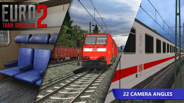 Euro Train Simulator 2 screenshot 4