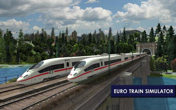 Euro Train Simulator 2 screenshot 8