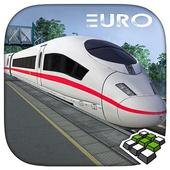 Euro Train Simulator icon