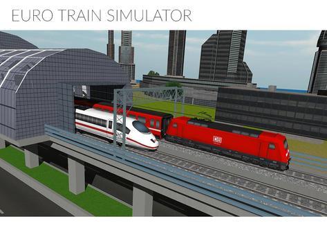 Euro Train Simulator Ekran Görüntüsü 8