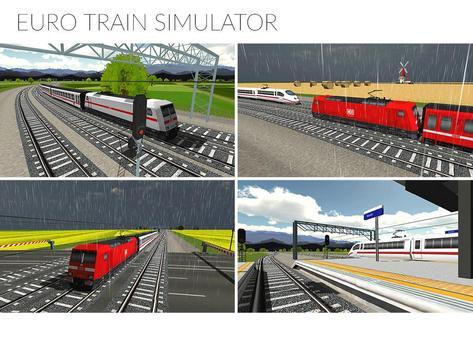 Euro Train Simulator Ekran Görüntüsü 12