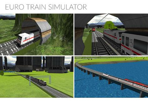 Euro Train Simulator Ekran Görüntüsü 17