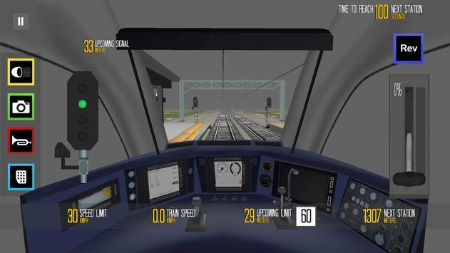 Euro Train Simulator Ekran Görüntüsü 16