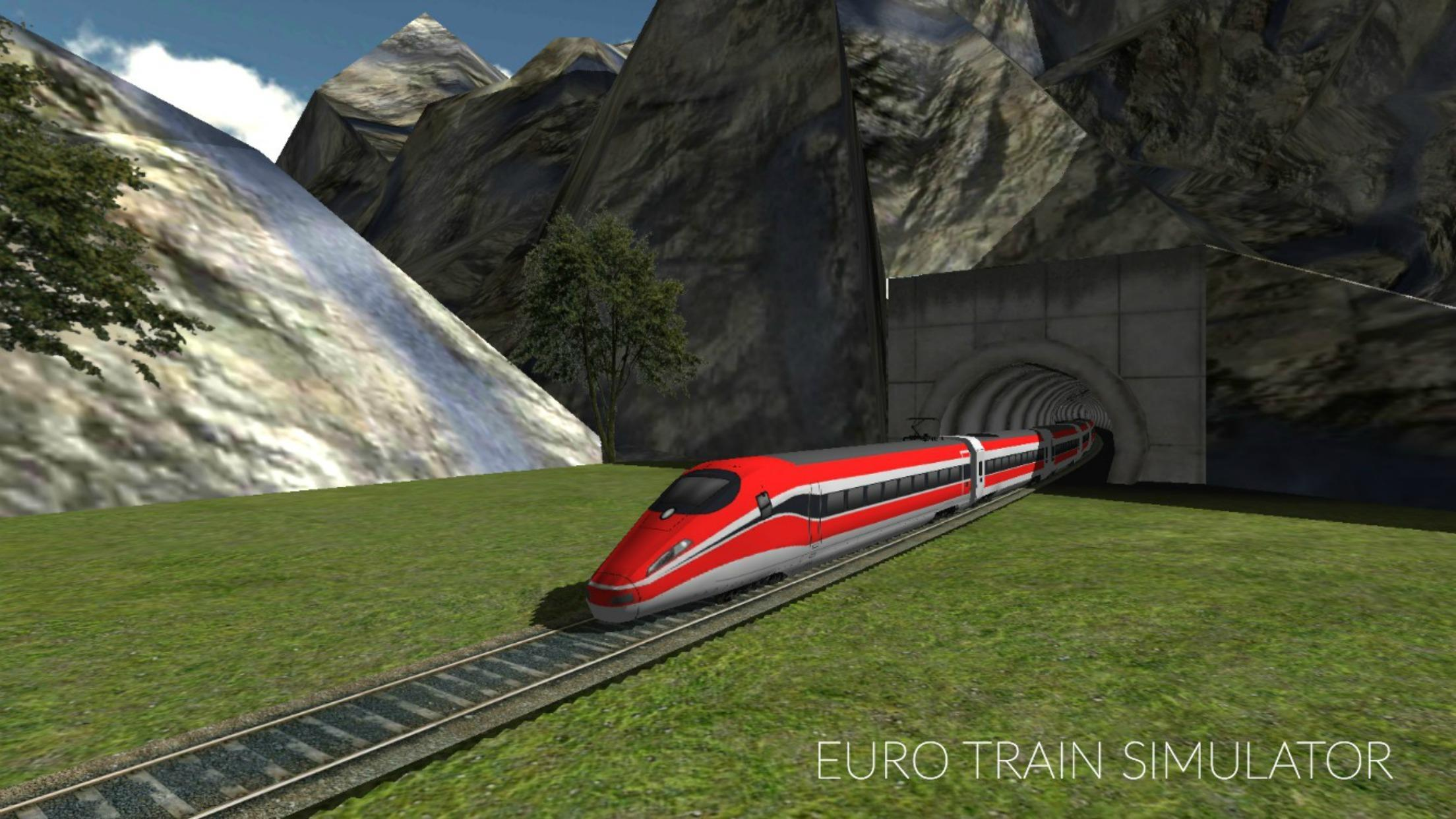 Euro Train Simulator for Android - APK Download